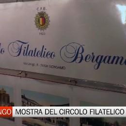 Martinengo, la mostra del centenario del Circolo Filatelico Bergamasco