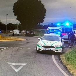 Osio Sotto, urta ciclista e fugge: trovato dopo due ore