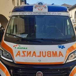 S'accascia sul motorino, anziano muore poco dopo in ambulanza