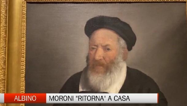 Albino - Moroni «ritorna a casa»