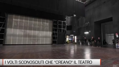 Bergamo - Volti e voci di chi crea la magia del teatro