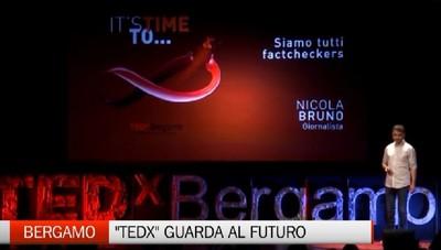 Bergamo - Tedx guarda al futuro