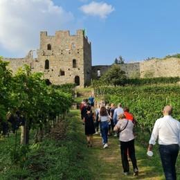 Il «castello di Dante» ha aperto le porte per la prima volta - Foto