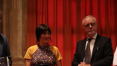 CRV - Premio Mario Rigoni Stern a Irene Borgna