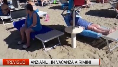 Altro che Rsa chiuse, dodici anziani in vacanza a Rimini