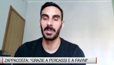 Atalanta, l'intervista a Davide Zappacosta