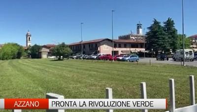 Azzano continua il suo programma per nuove aree verdi