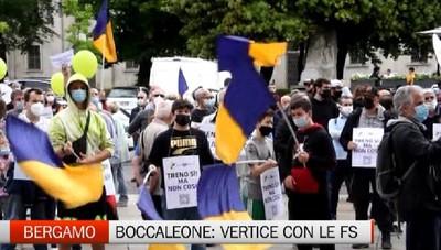 Boccaleone: il comitato per l'interramento del collegamento con Orio incontrerà le Ferrovie