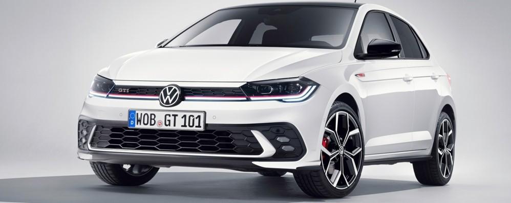 Volkswagen Polo GTI Tecnologia e sportività