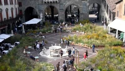 I Maestri del Paesaggio: Piazza Vecchia