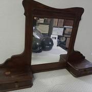 Specchio con cassetti