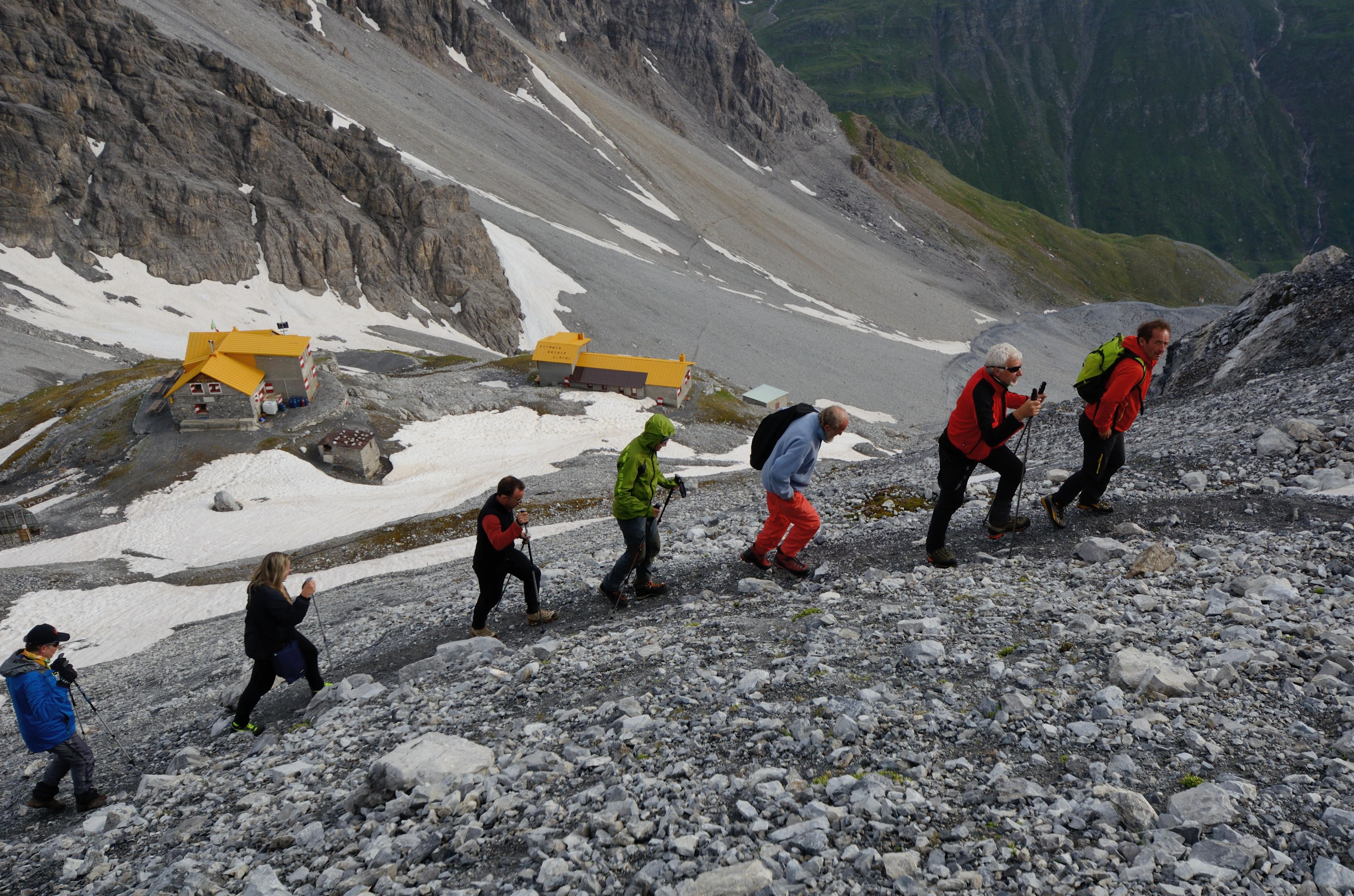 Rifugio V Alpini, un'estate tutta da scoprire