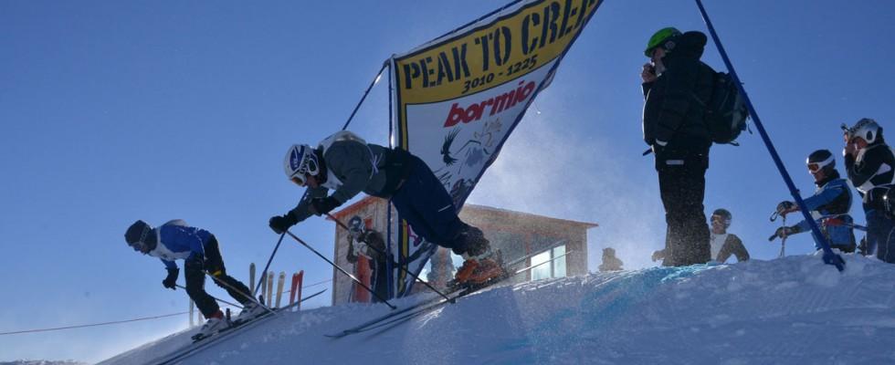 Peak to creek, la sciata più lunga. Quest'anno anche in salita