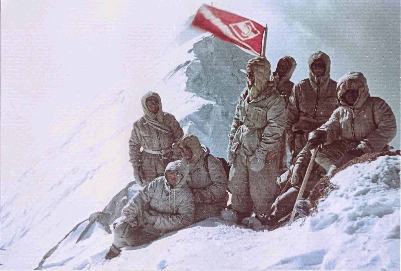 Denis Urubko, storie di montagna e amicizia