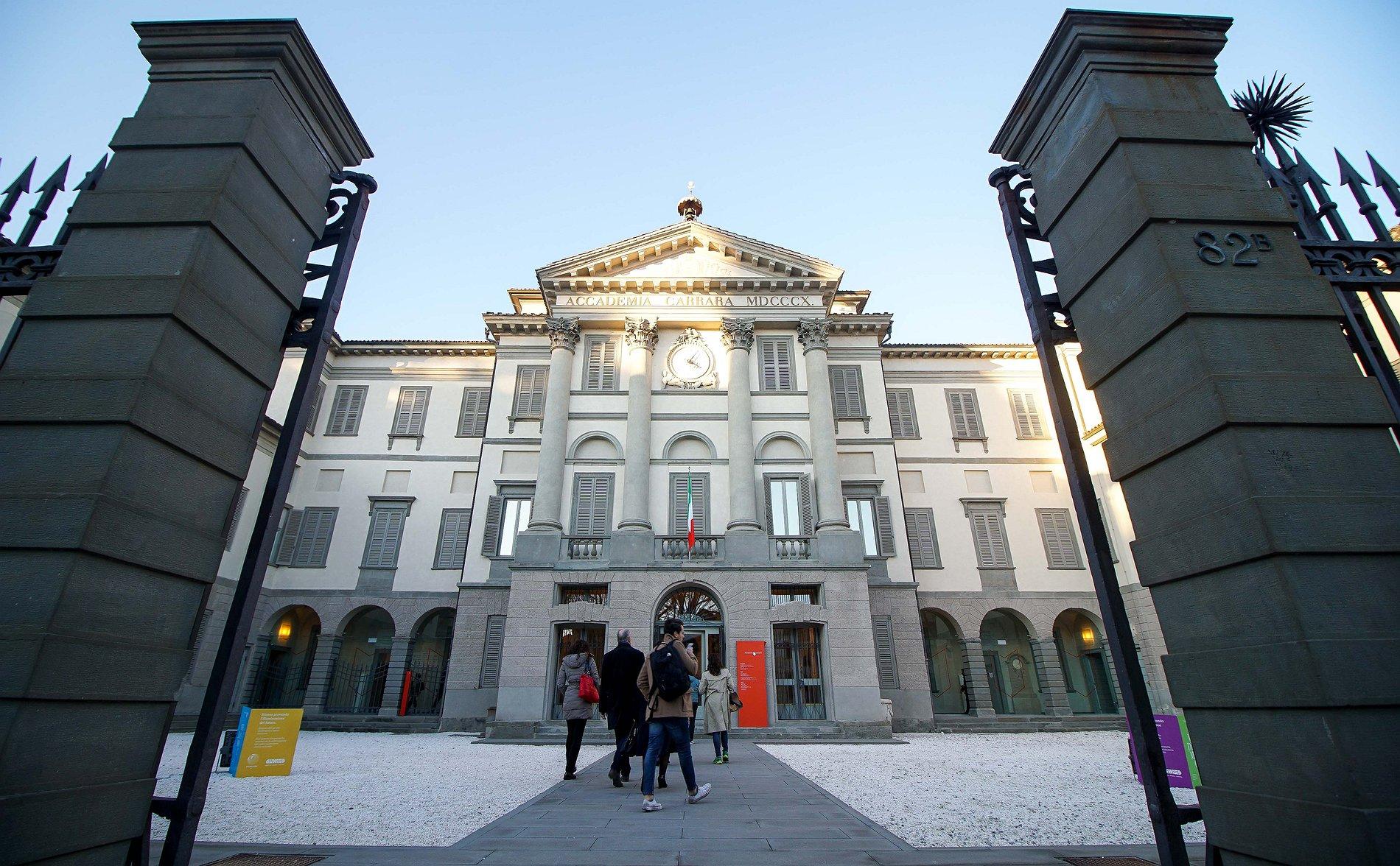 RE-M Mantegna, mostra-evento alla Carrara