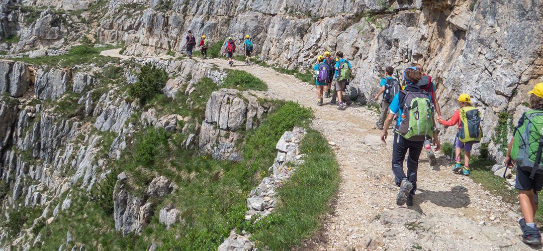 Alpinismo giovanile, il programma del Cai di Calco