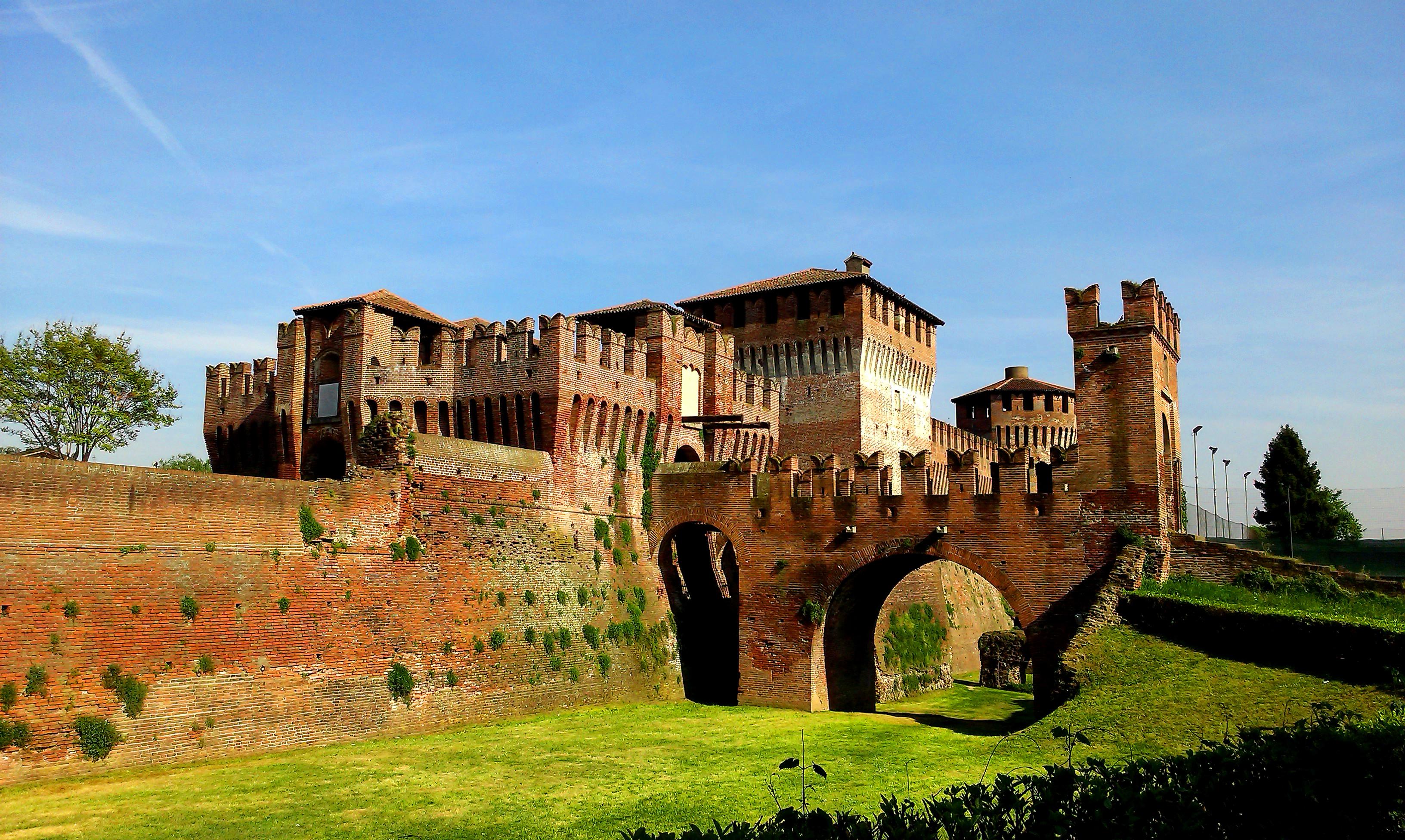 Una domenica nel castello di Soncino