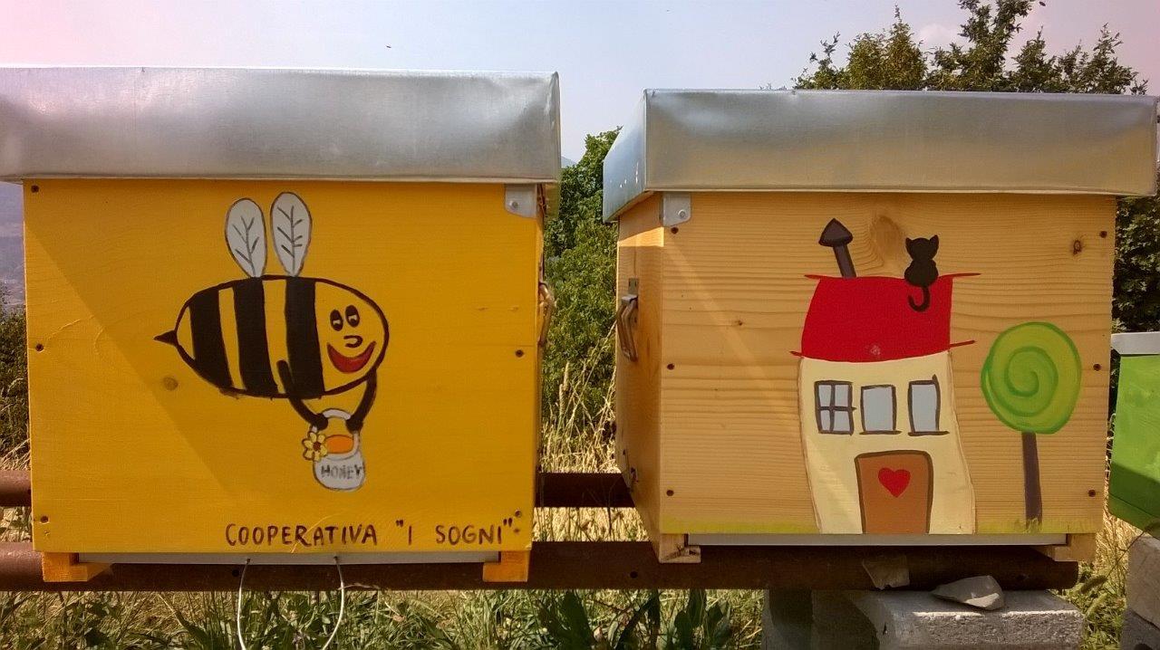Casnigo, miele fra natura e solidarietà