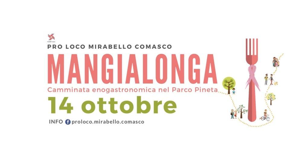 Mangialonga, prima edizione a Mirabello Comasco