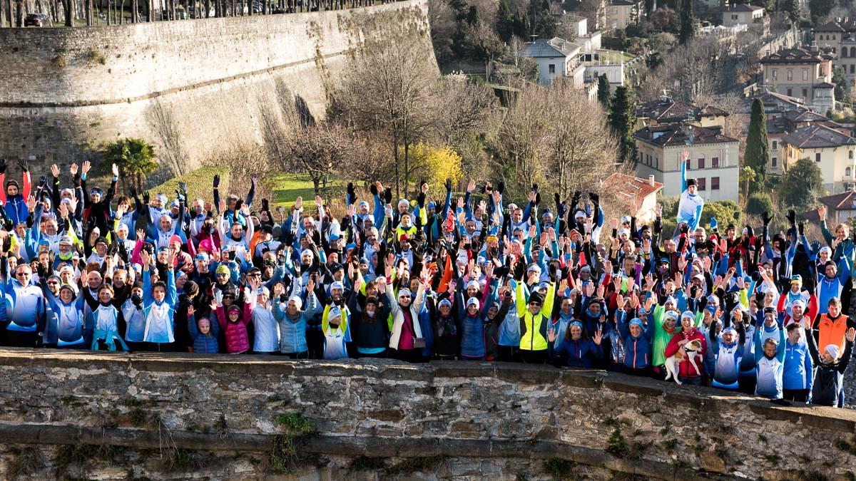 Corri o cammina con i Runners Bergamo