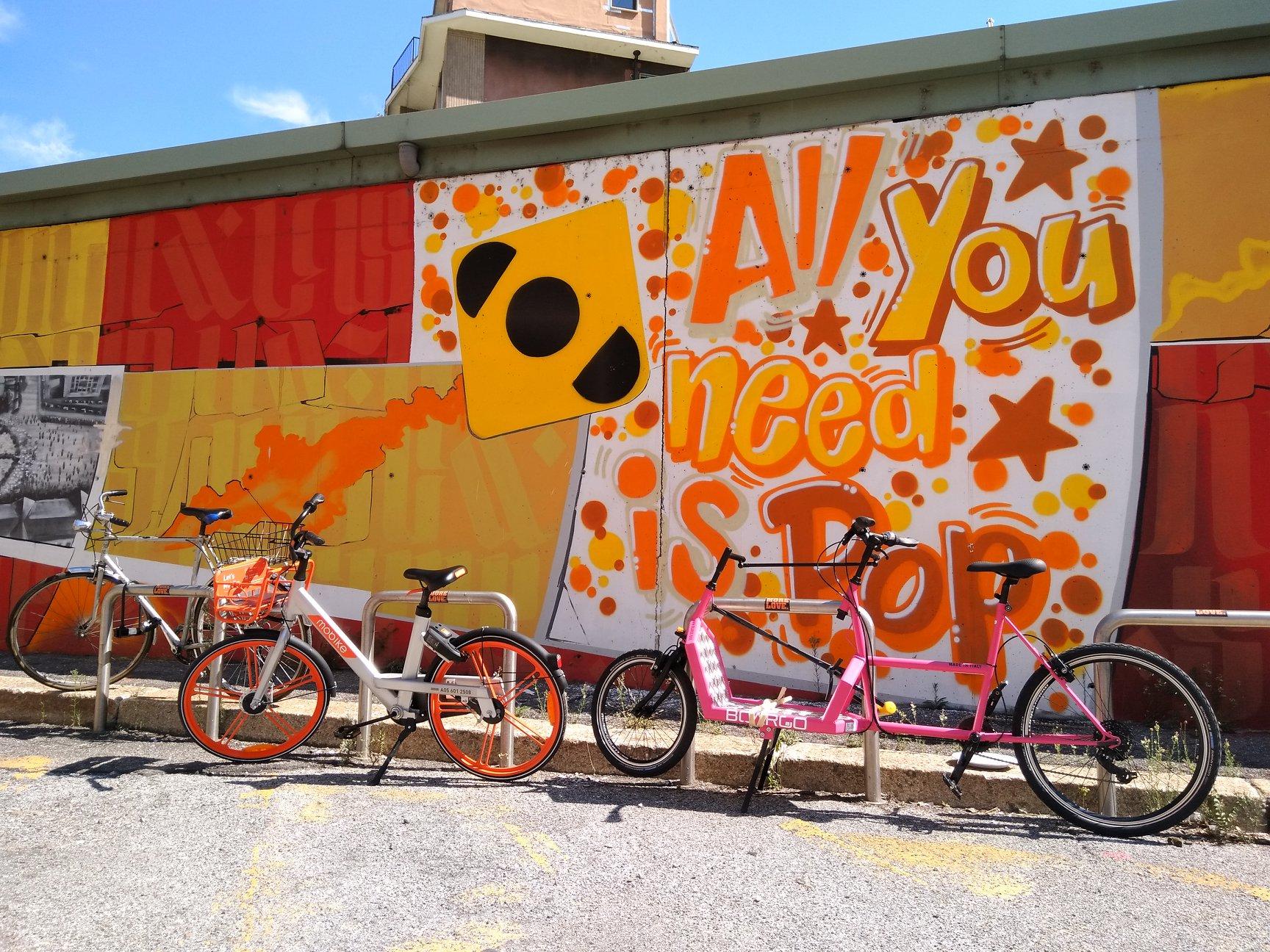 Milano Bike City, due ruote nella metropoli