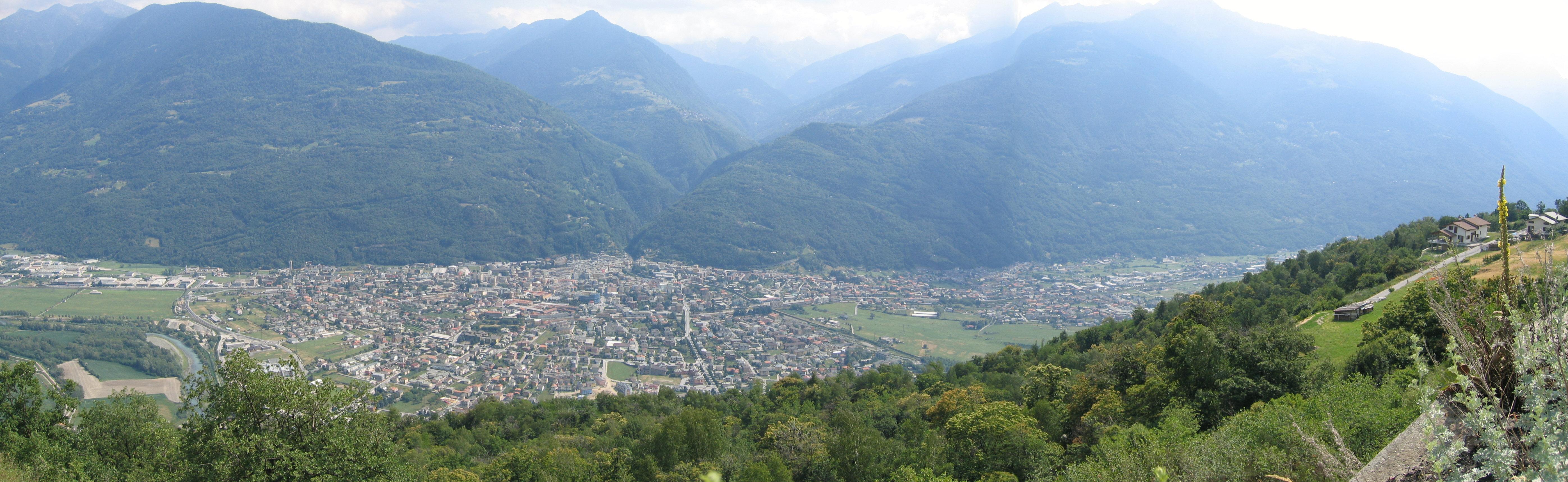 Morbegno incoronata città alpina 2019