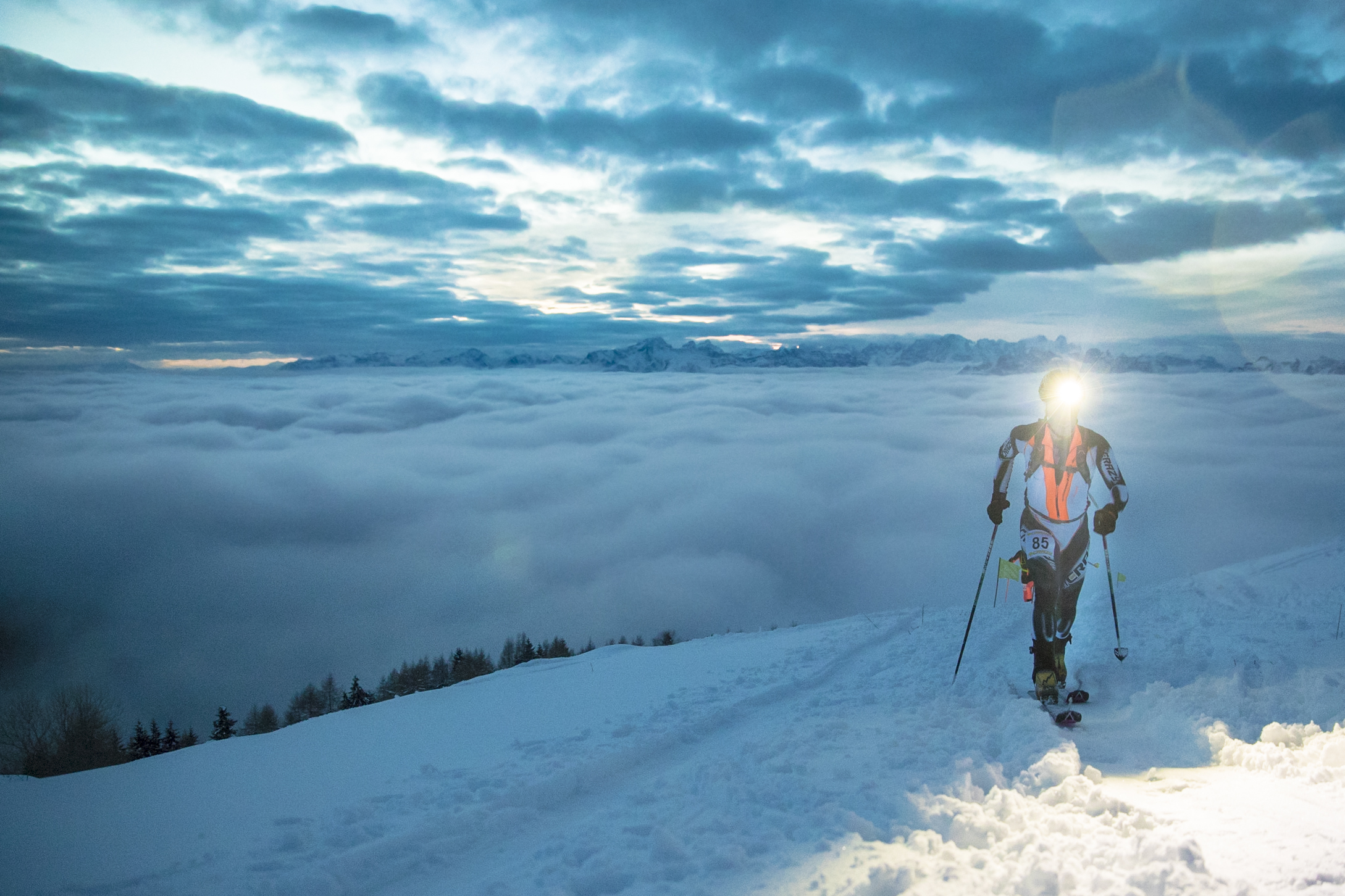 Sci alpinismo: campionati italiani in Valdidentro