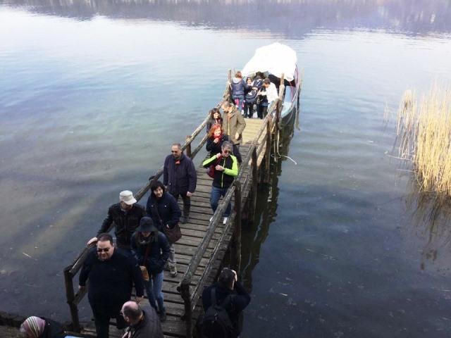 Ad Alserio tra lago e pesto orsino