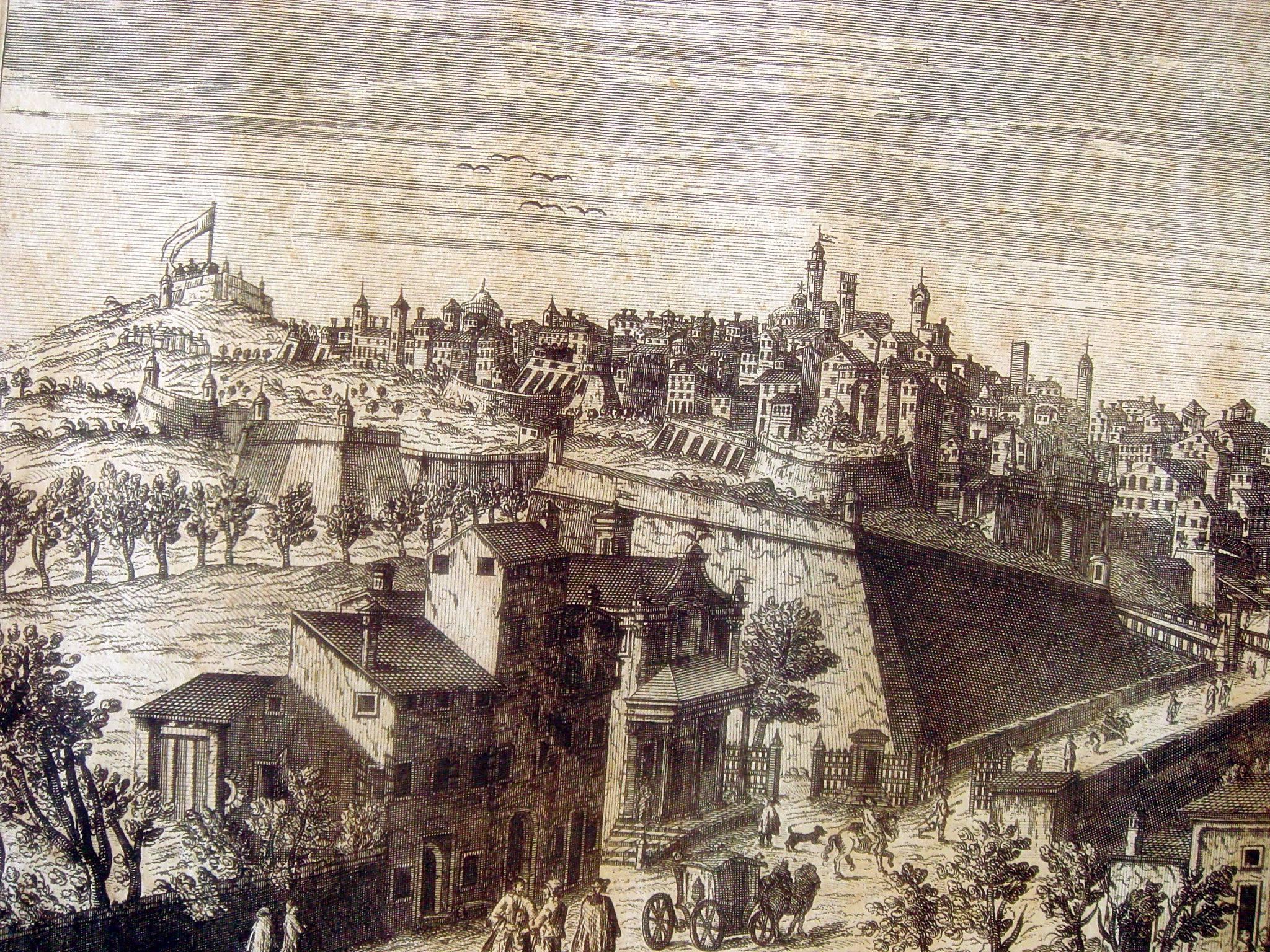 Bergamo, una città pietra su pietra che nasconde un tesoro