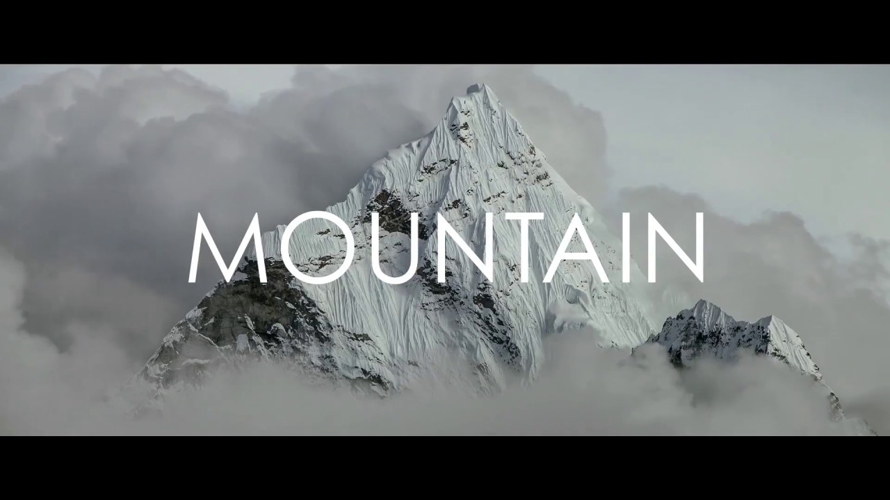 Mountain, adrenalina al cinema