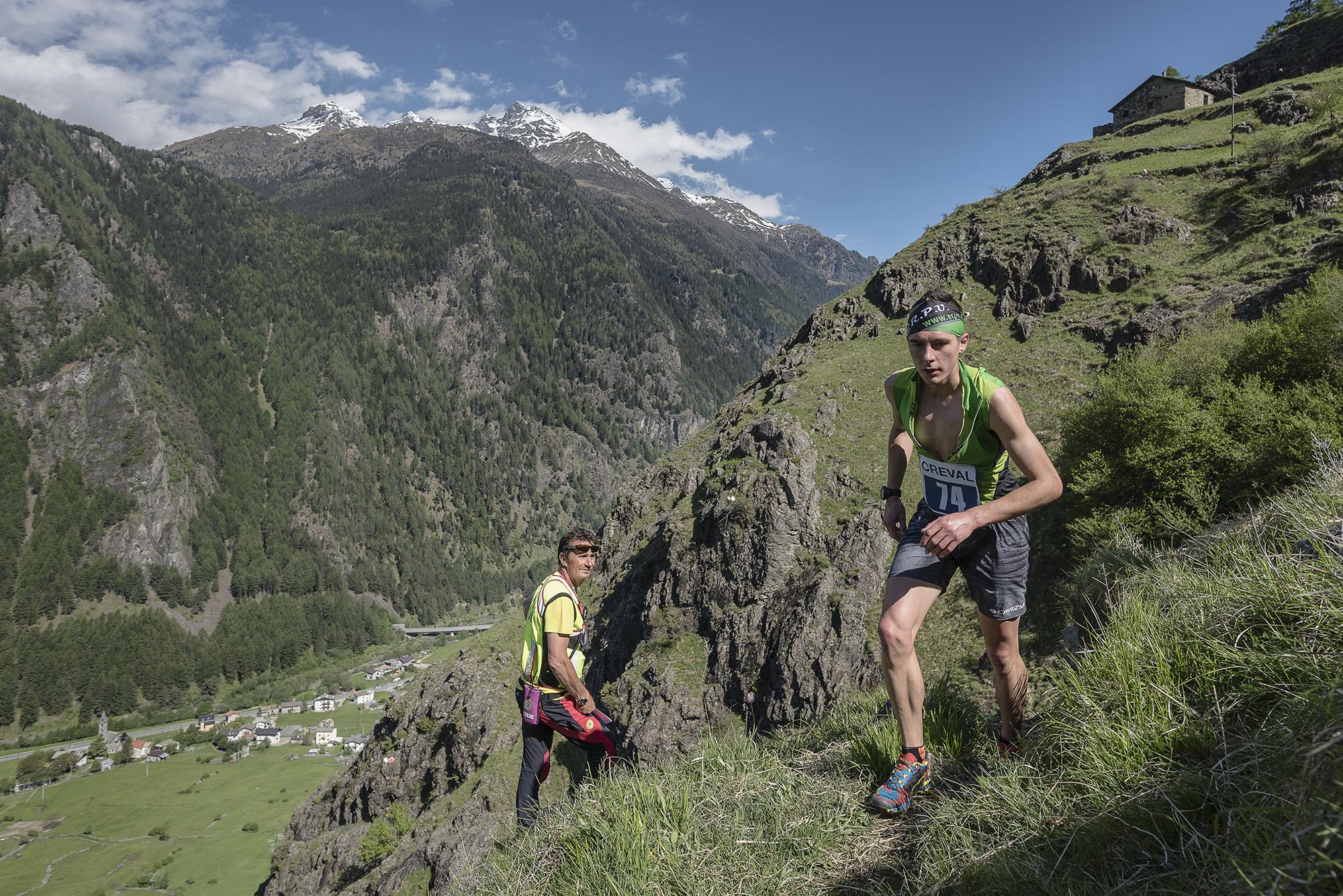 Corsa in montagna: domenica appuntamento in Valtellina