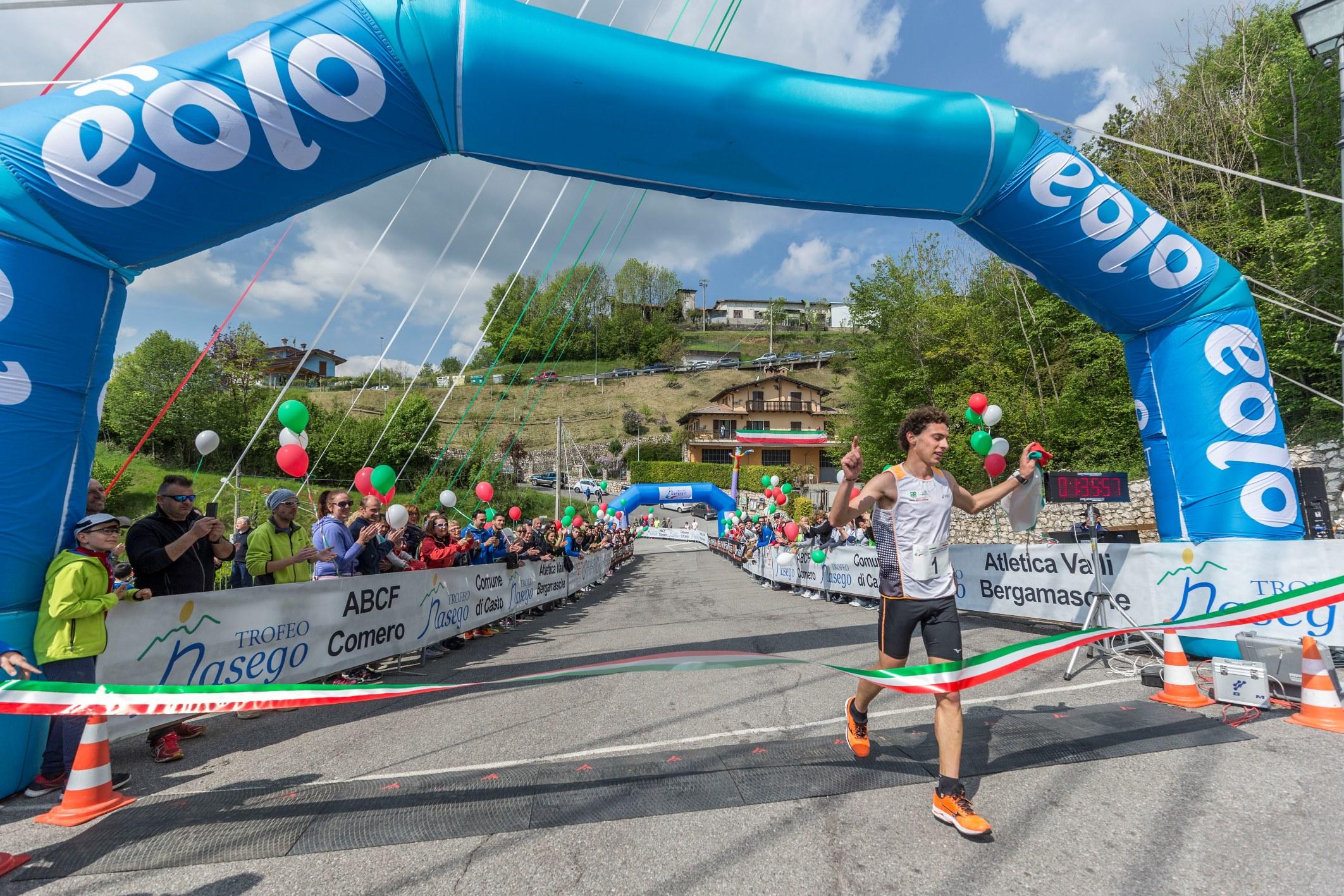 Trofeo Nasego nel weekend in Val Sabbia