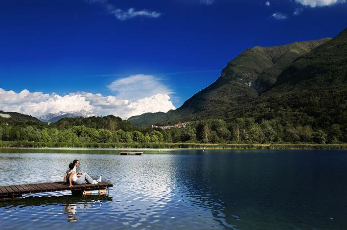 Escursione al lago di Piano
