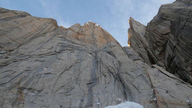 I Ragni sul Diedro degli Inglesi del Cerro Torre