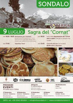 SAGRA DEL CORNAT A SONDALO