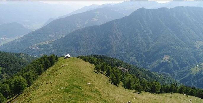 In Bassa Valtellina nasce l'alta Via del Bitto