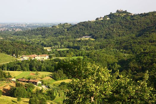 Ampliato Parco del Curone per tutelare il Molgora