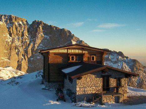 Escursione al rifugio Aquila di Valzurio