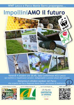 Urban Nature WWF, anche a Lecco la festa della natura in città
