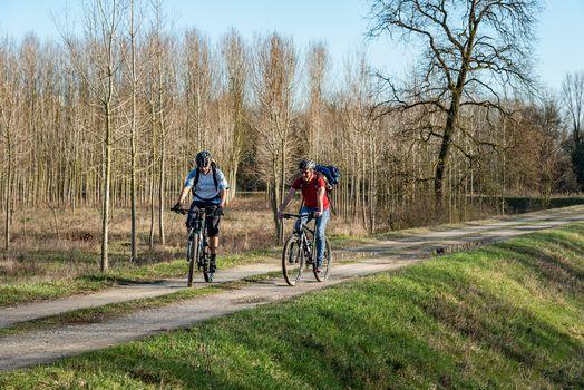 In bici a Pavia: gratis per 5 abbonati