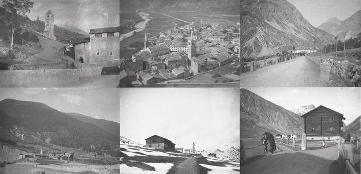 La Valtellina in fotografia