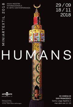 HUMANS - MINIARTEXTIL COMO 2018