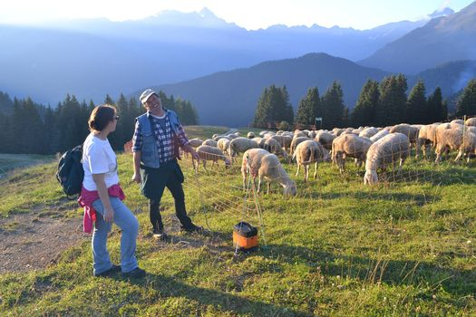 Progetto Pasturs , un centinaio gli iscritti