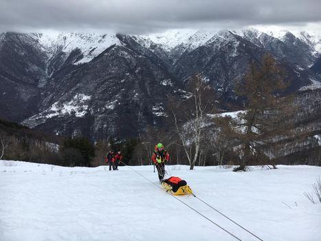 Ancora incidenti in montagna, massima attenzione