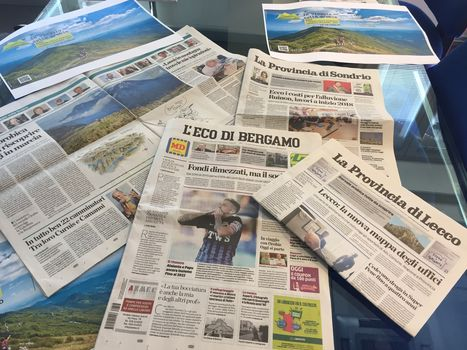 Il buon viaggio sui giornali di giovedì 13