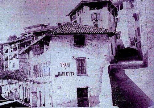 Sentiero dei partigiani a Gandino