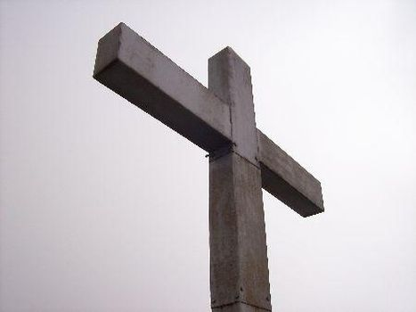 Cimon della Bagozza, inaugurata la nuova croce