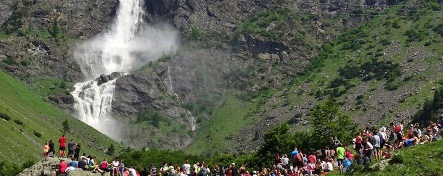 Cascate del Serio, domenica l'ultima apertura