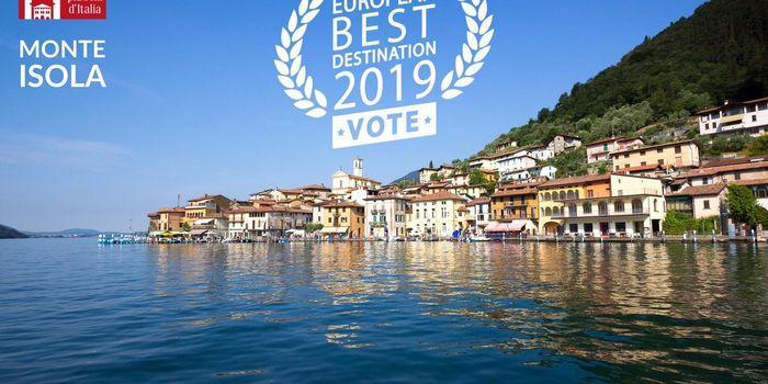Monte Isola Best Destination, ultimi giorni per votare