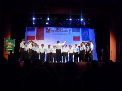 Bergamo, il coro Alpini Val Cavallina al Cai
